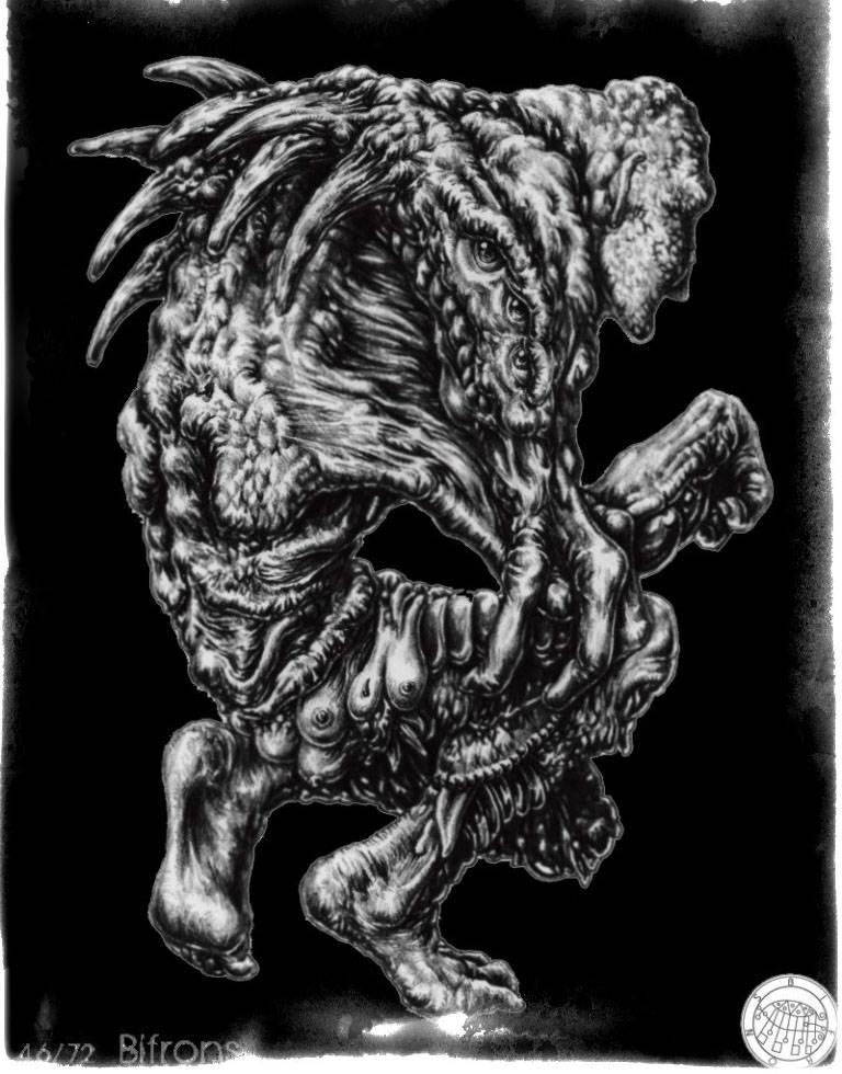 Демоны гоэтии и их изображения (часть 2)