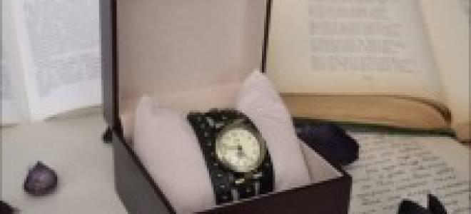 Часы в подарок - плохая примета? - дом солнца