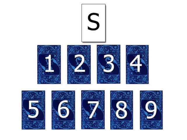 Расклад «9 карт» ленорман: техника проведения, пример гадания