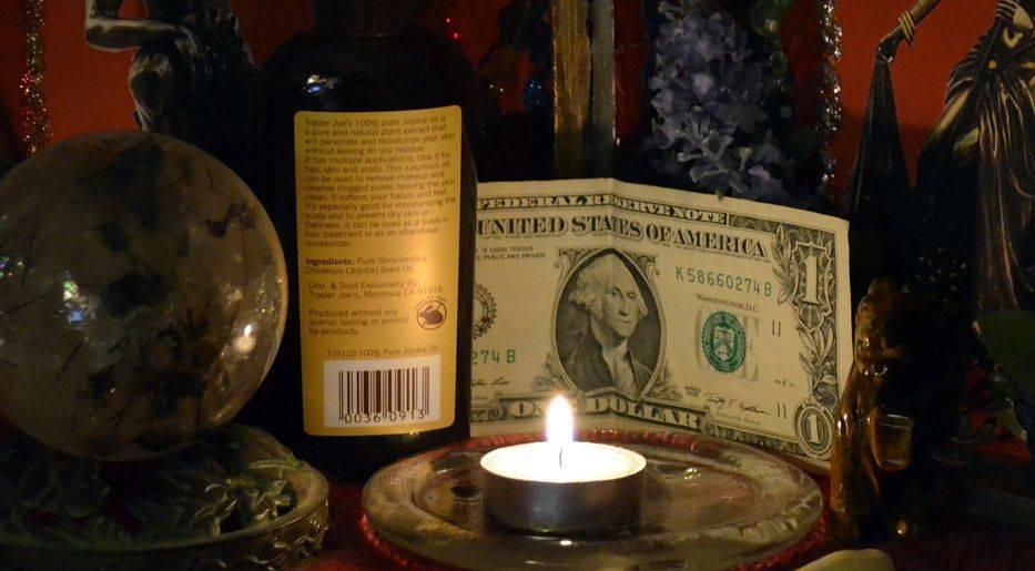 Черная магия денег заклинания и ритуалы секреты
