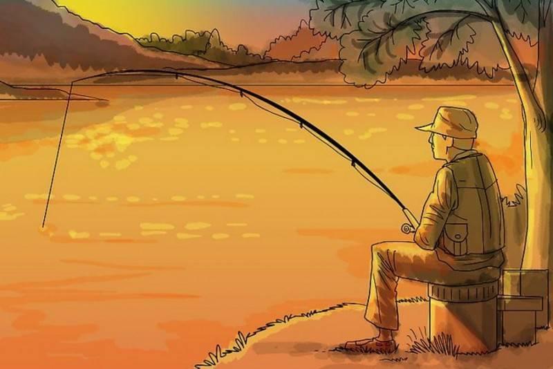 Заговор для ловли рыбы