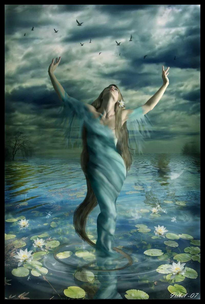 Богиня афродита - мифы и легенды