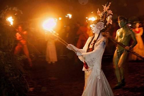 Белтейн - традиции, символика и ритуалы праздника