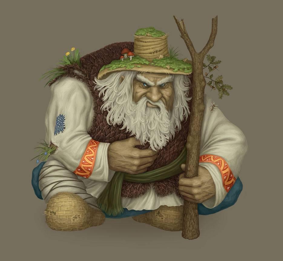 Насколько значим леший в славянской мифологии? (6 фото + видео) — нло мир интернет — журнал об нло