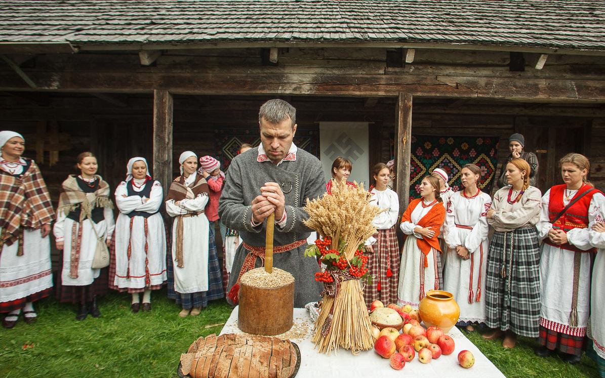 Славянский новый год 2019 когда наступит
