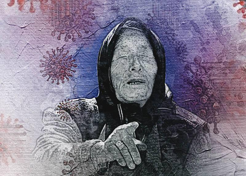 «мертвые проходят иисчезают»: страшные пророчества ванги оболезнях иэпидемиях
