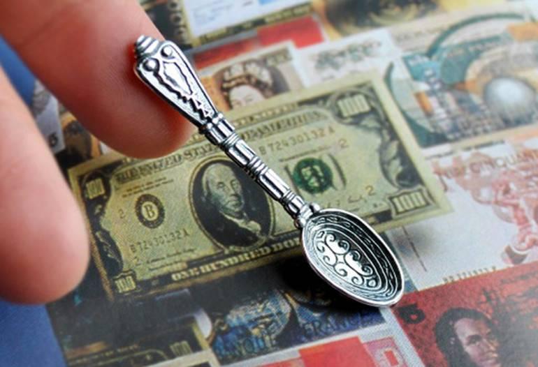 Ложка загребушка - сувенир для денег: заговор, отзывы