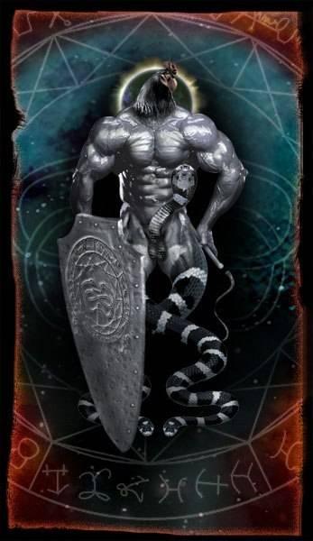 Абраксас — бог, хранитель вселенной, могущественный воин (5 фото) - тайны  планеты  земля - медиаплатформа миртесен