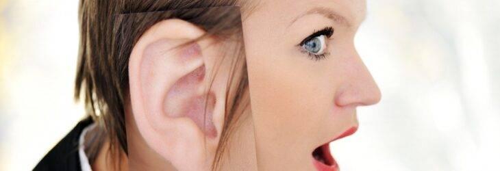 К чему чешутся уши — яркая примета
