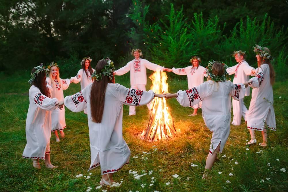 Магия древних славян: магические обряды для женщин | женский журнал мэджик леди сайт для женщин