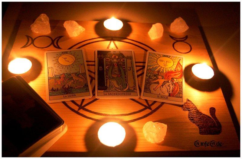Магические ритуалы с картами таро на любовь | ритуал таро на встречу своего любимого