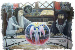 Енохианская магия — википедия. что такое енохианская магия