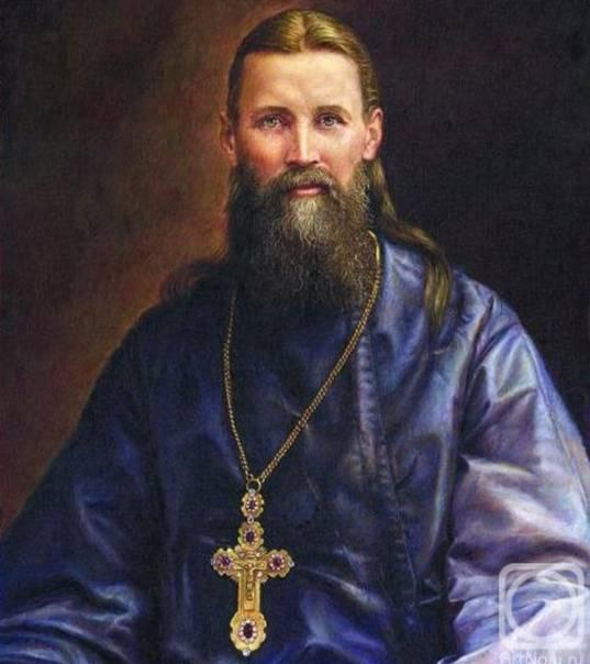 Часть ii посмертные чудеса святого праведного иоанна кронштадтского. святой праведный иоанн кронштадтский