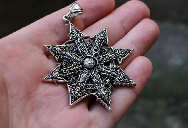 Символ звезда хаоса: значение, происхождение, внешний вид