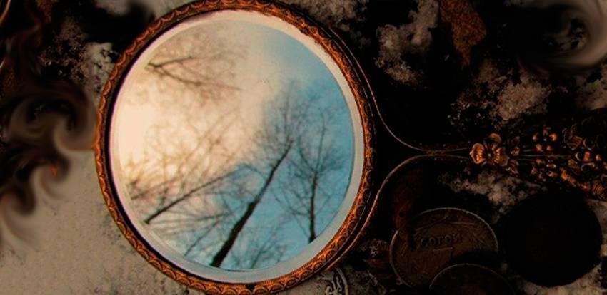 Магические свойства зеркал как увидеть душу в отражении глаз