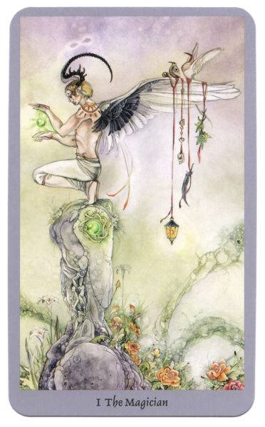 Обзор колоды таро долины миражей: история создания, особенности, символы