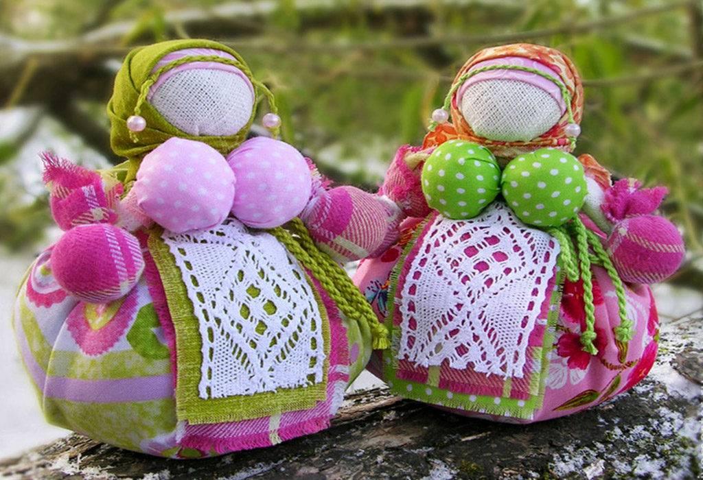 Кукла травница: значение, описание, как создать своими руками