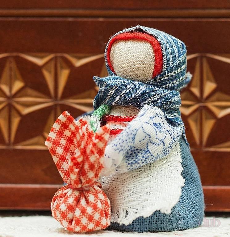 Кукла-оберег подорожница: мастер-класс по изготовлению своими руками