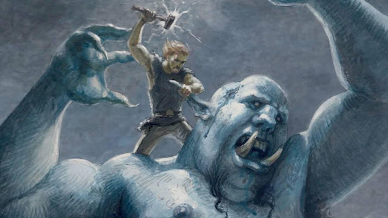 Ётуны — скандинавские великаны