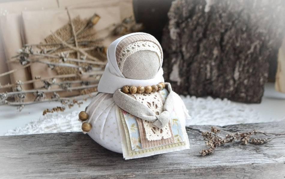 Семейный оберег древних славян – кукла благополучница. мастер-класс по изготовлению