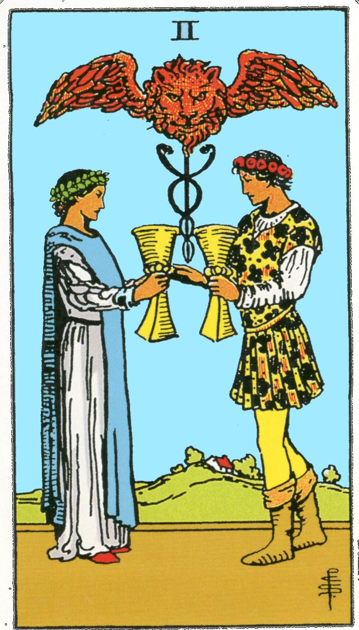 5 (пятерка) кубков (чаш): значение карты таро в отношениях