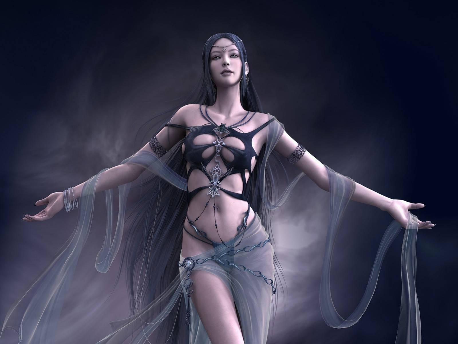 Мифическая ламия — демон, вампир, жрица