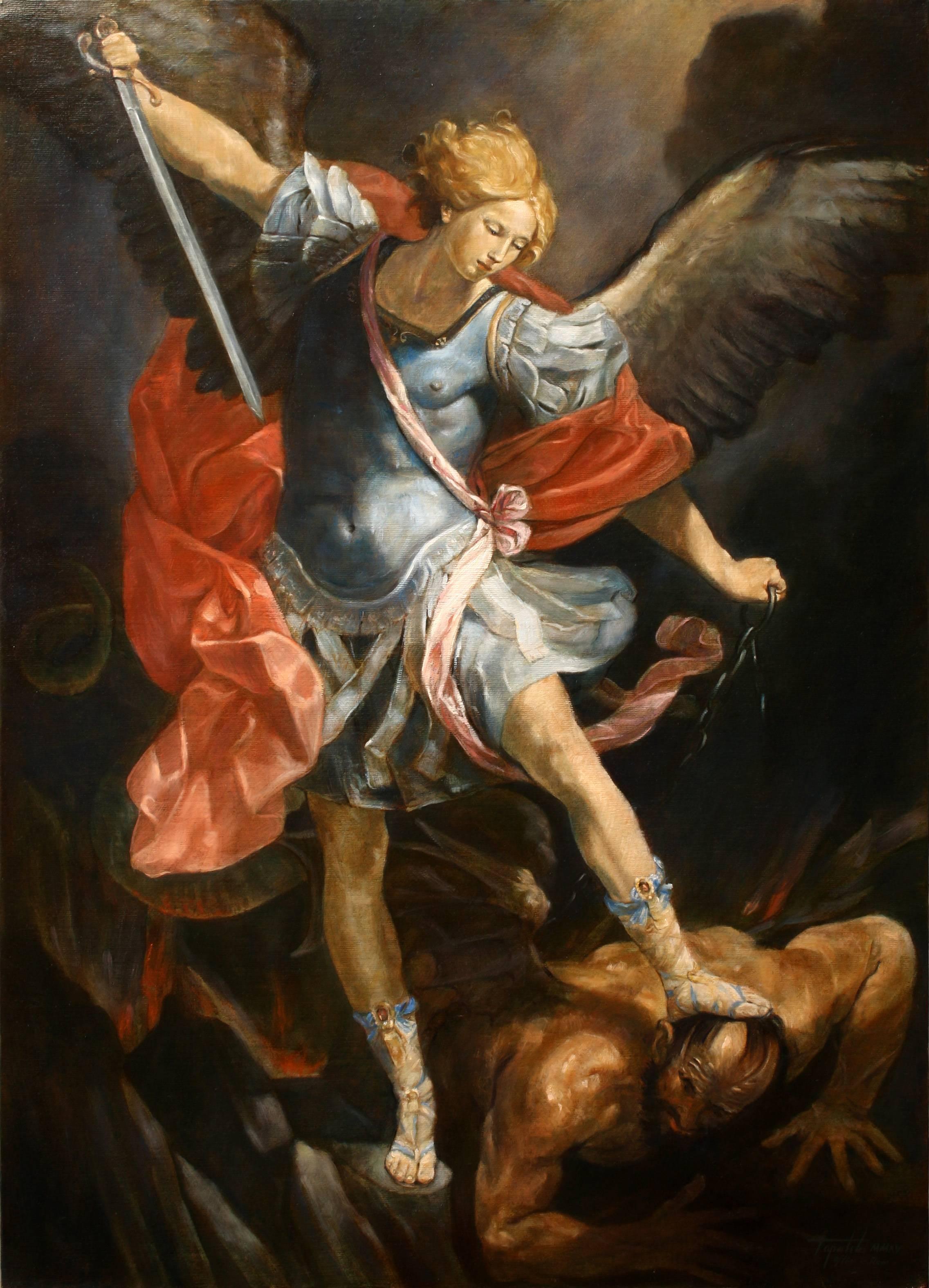 Архангел михаил — покровитель и защитник всех верующих людей