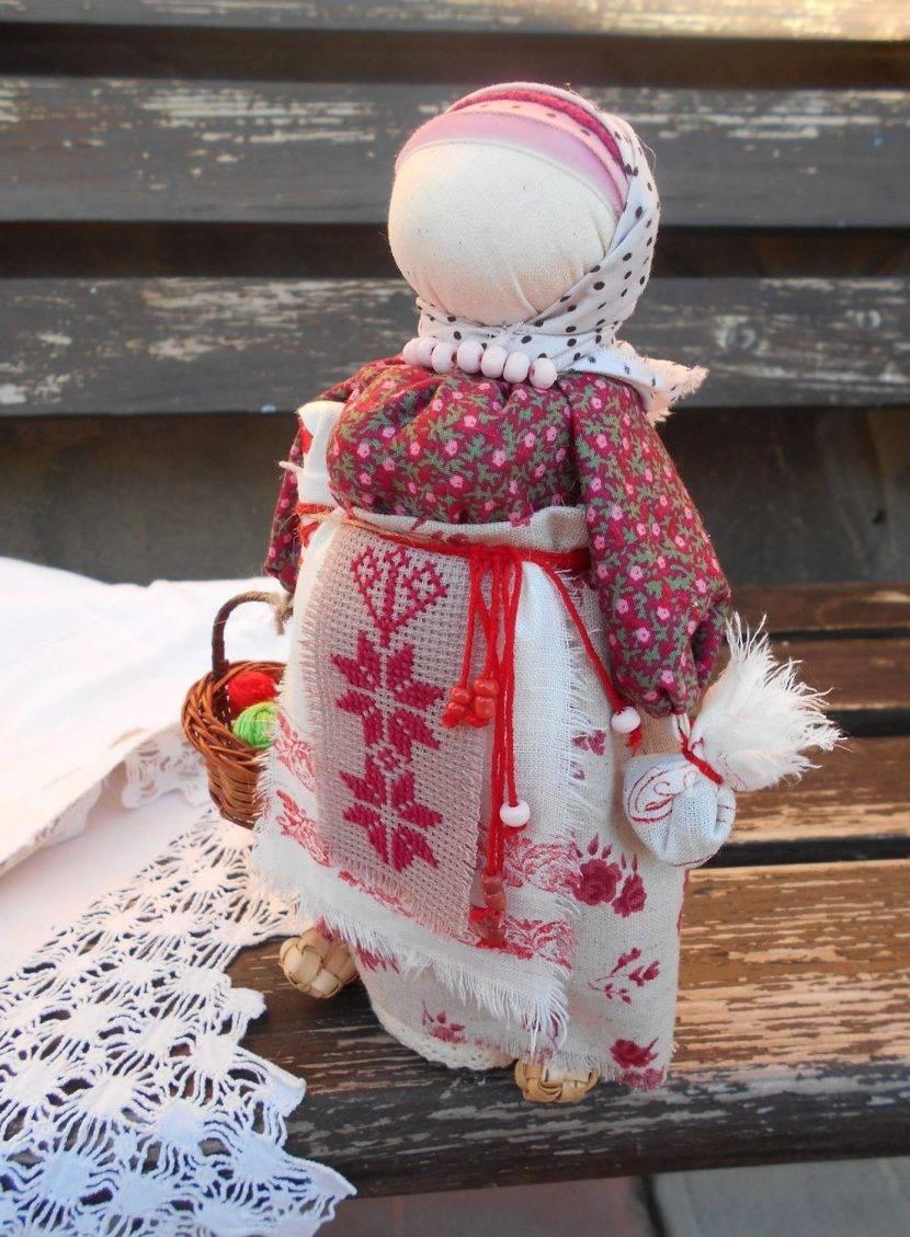 Кукла берегиня — защитница домашнего очага