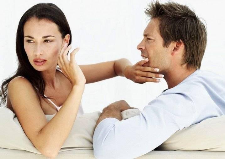 Отворот мужа от жены – признаки и последствия