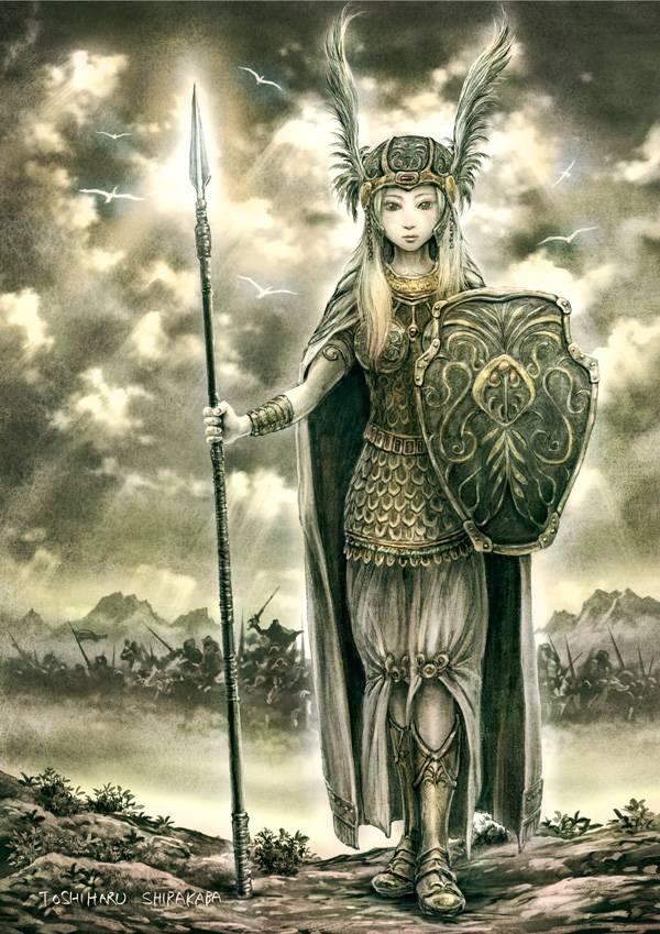 Валькирия в славянской мифологии - кто такие валькирии и как выглядят?