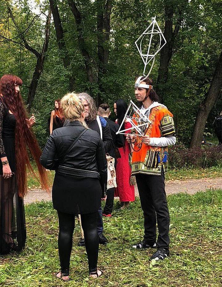 Шаман ану пахка — победитель латвийской битвы