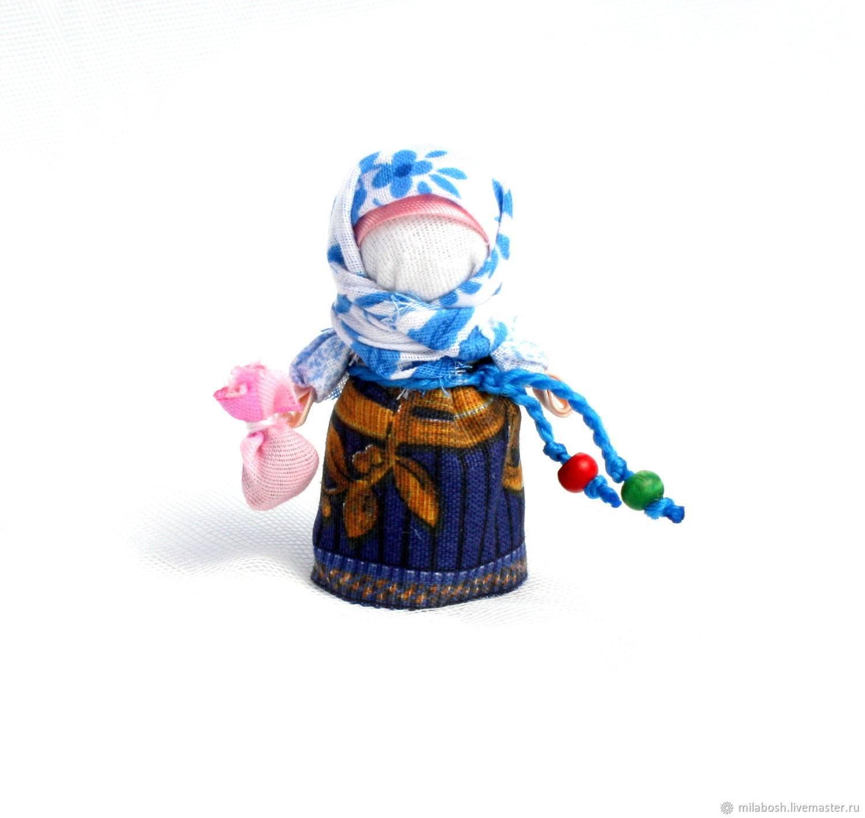 Кукла-оберег Коляда