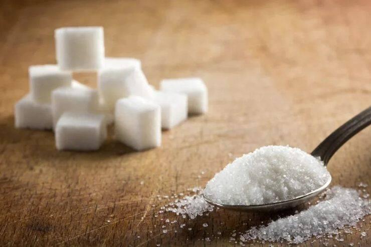 Если просыпался сахар