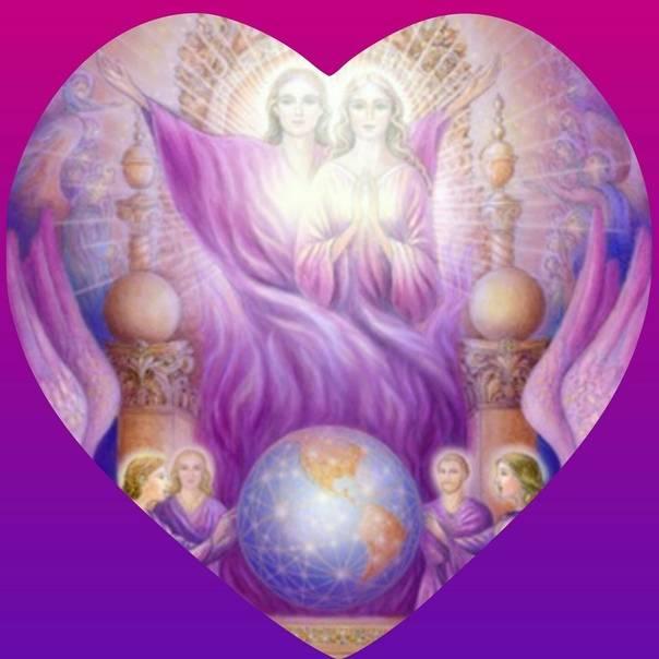 Архангел задкиил — фиолетовое пламя, история, молитвы, описание