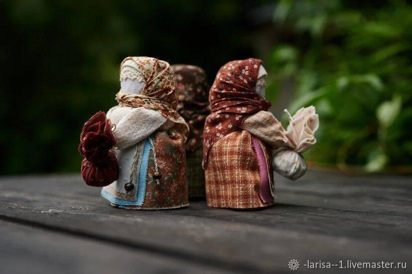 Кукла коза: значение, мастер-класс по изготовлению своими руками