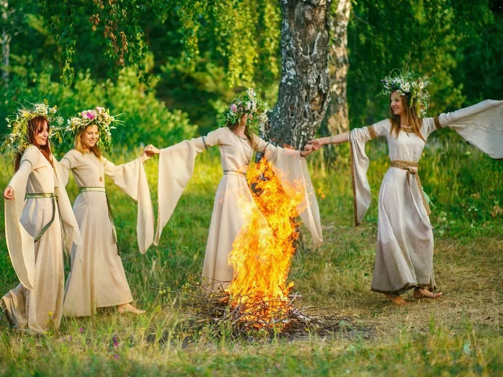 Деревенская магия — колдовские секреты предков