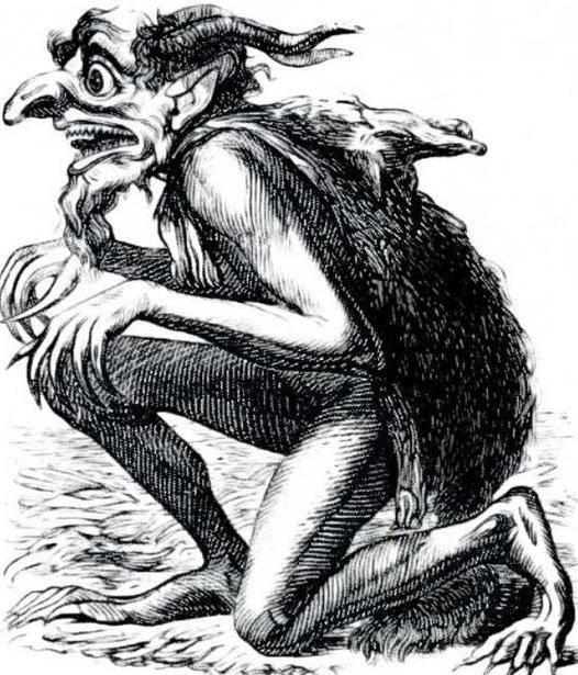 О бесноватых. кто такой, как выглядит и чем изгоняется бес — христианство, оккультизм, демонология