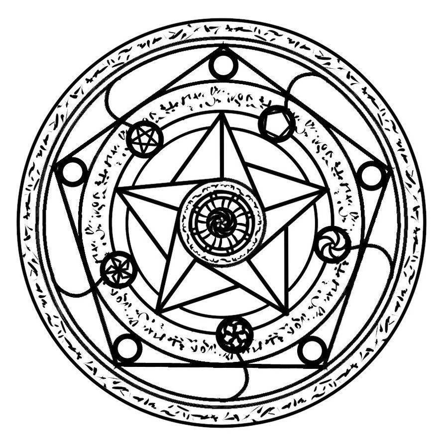 Алхимические элементы