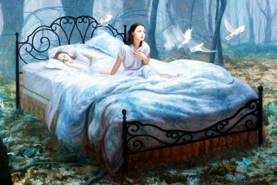 К чему снится океан с голубой, чистой водой девушке, женщине - сонник. плавать в океане во сне