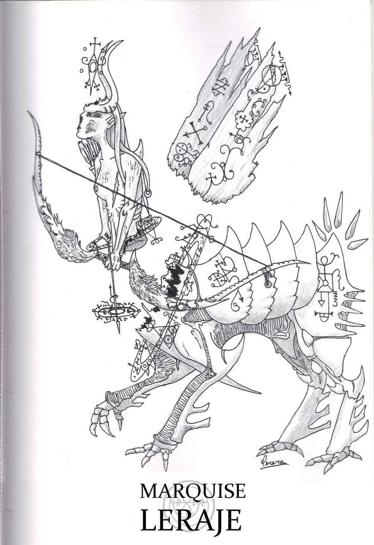 Демоны гоэтии (ars goetia): 72 демона. potu-storony