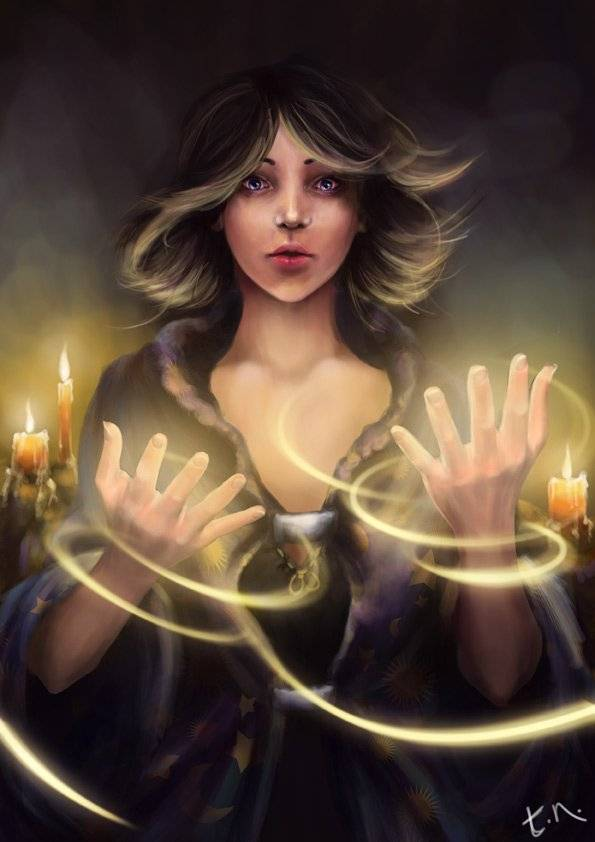 Немного про ведьм-как узнать, что вы ведьма.
