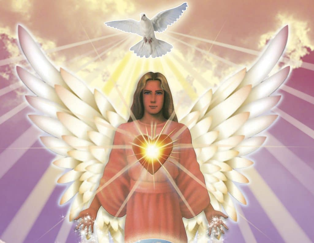 Архангел задкиил – кто он? в чем помогут молитвы ангелу милосердия?