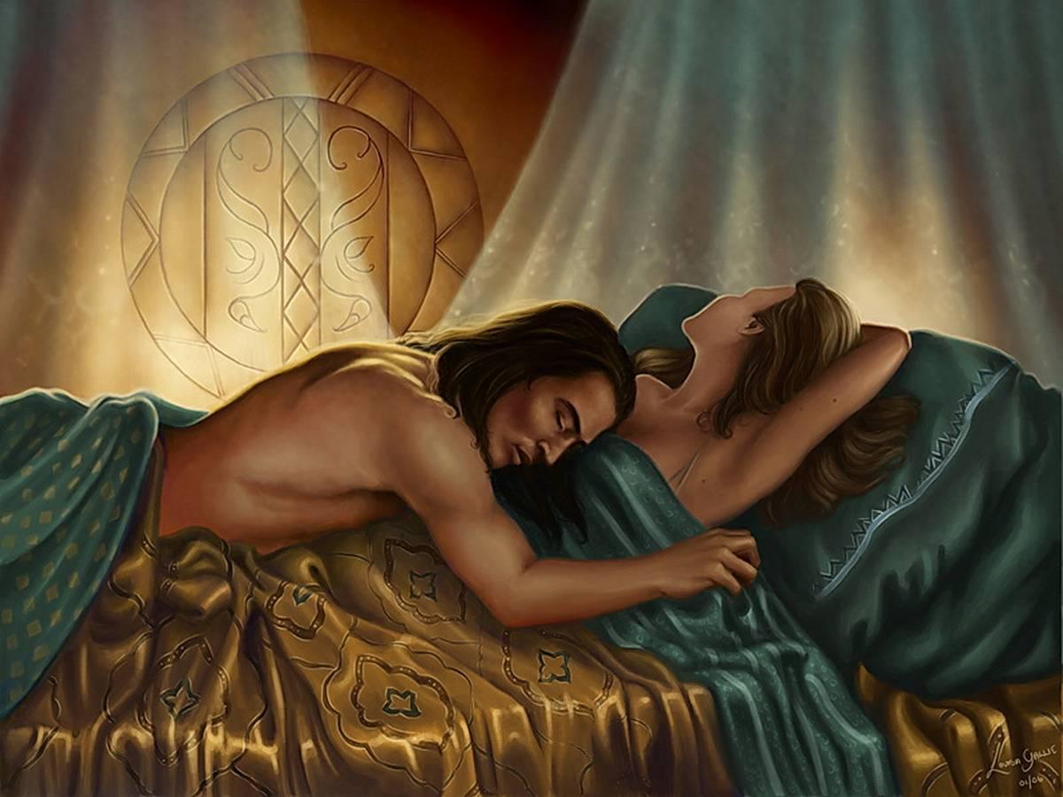 Гадание призма любви, на отношения и их будущее на таро манара
