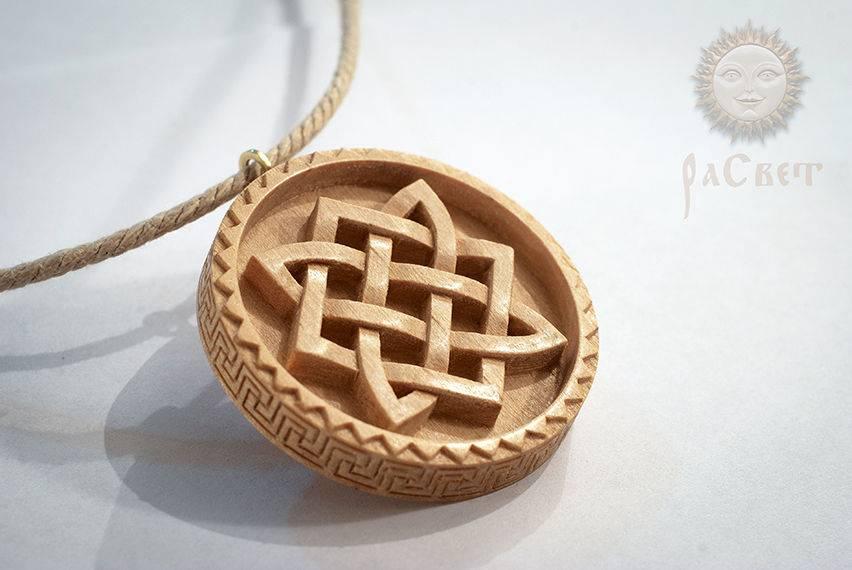 Славянские обереги: символы защиты через вышивку