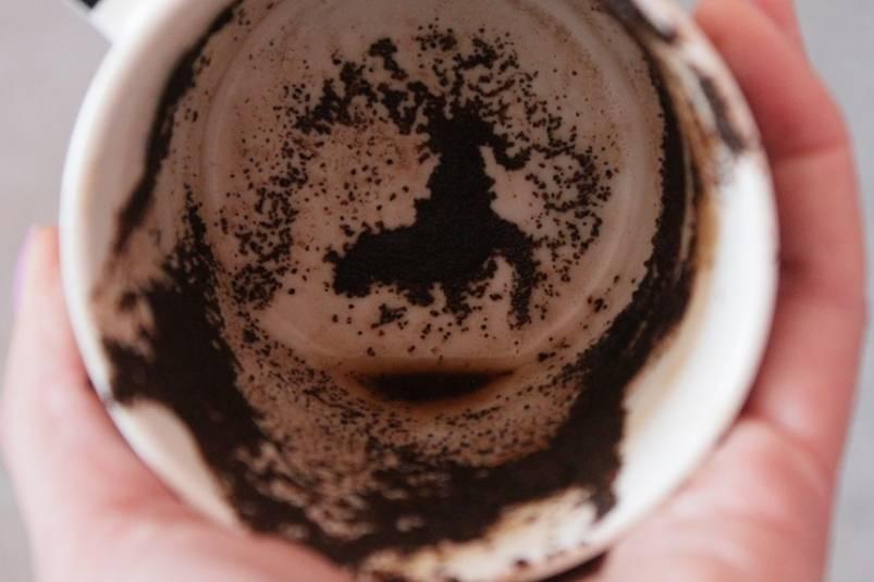 Гадание на кофейной гуще онлайн на ближайшее будущее (бесплатно)