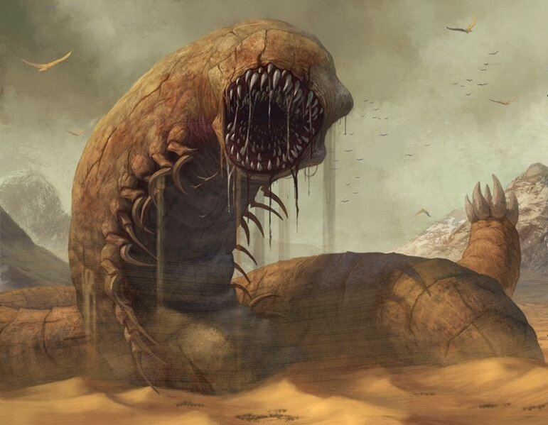 Ламбтонский червь вики