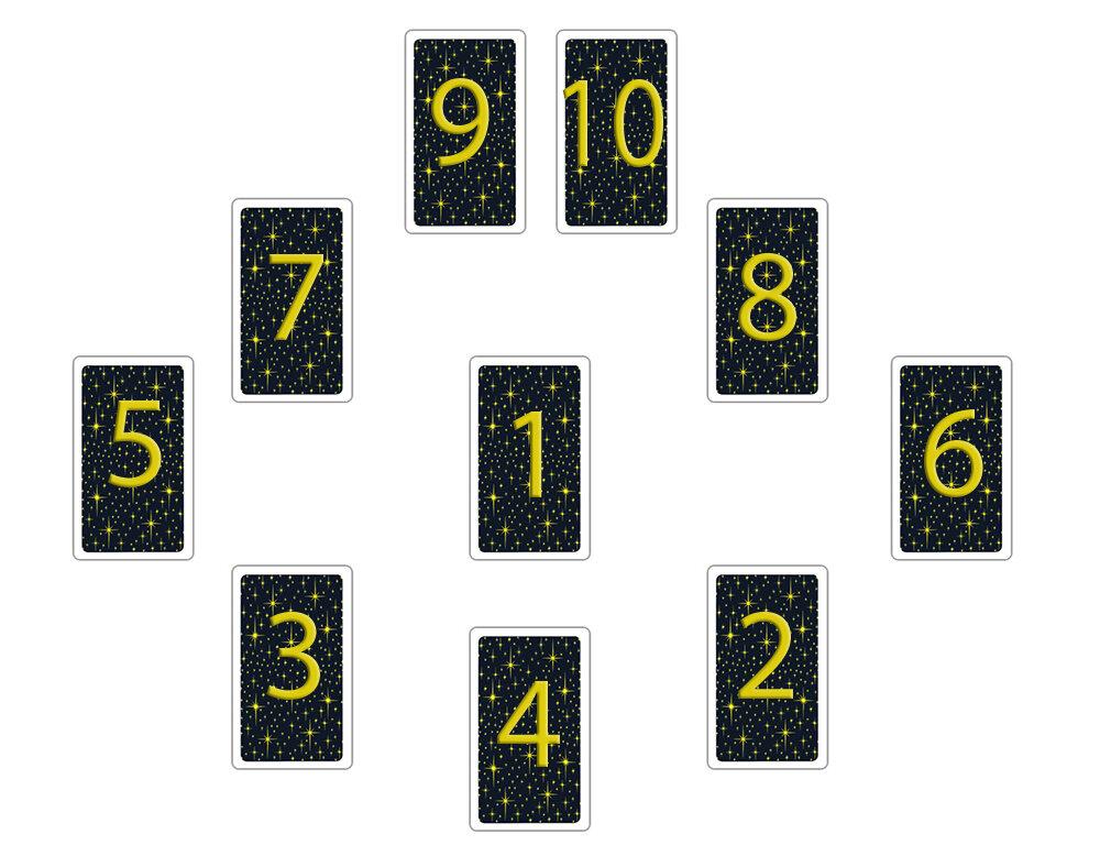 Расклад подкова на картах таро онлайн: гадание на удачу