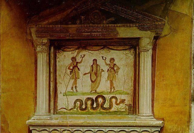 Лары - cправочник по древней греции, риму и мифологии - словари и энциклопедии