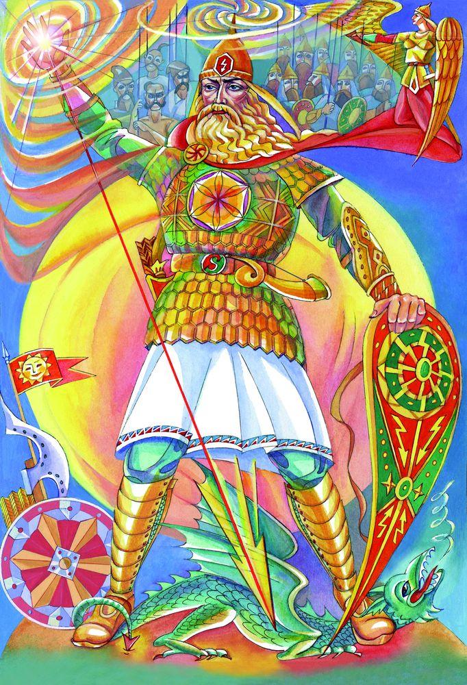 Угланов в.ю. | трехлебов. наследие славян и ариев. тьраги, каруна, молвицы, буквица, глаголица, черты и резы. -