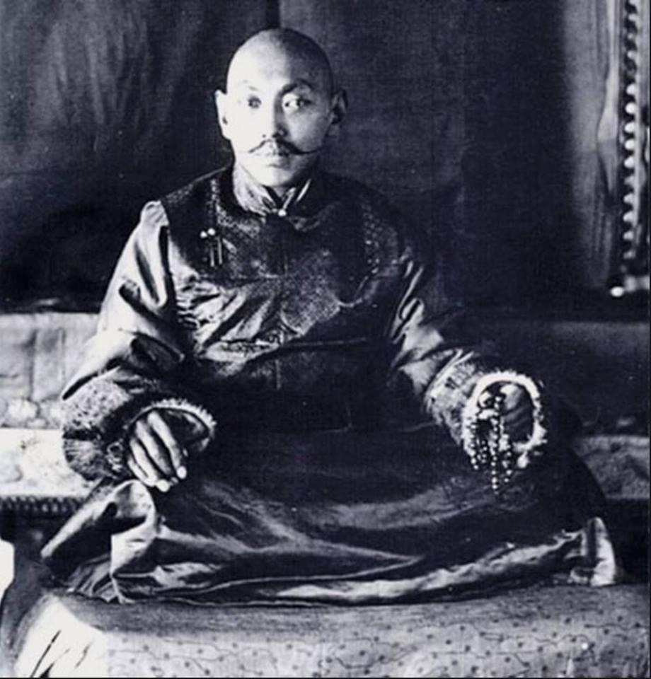 Лобсанг рампа открывает читателям древние секреты тибетских монахов